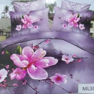 drap phủ giường 3D