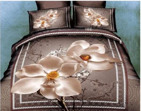 drap giường 3D