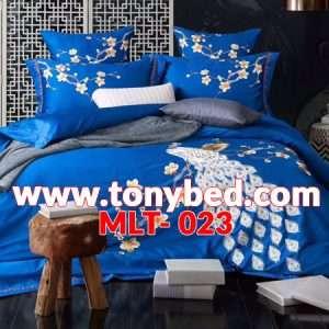 drap giường satin